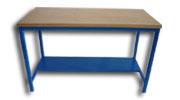 stół  warsztatowy 1500x750x900