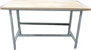 stół warsztatowy 1500x600x900