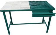 stół  spawalniczy  2000x800x900