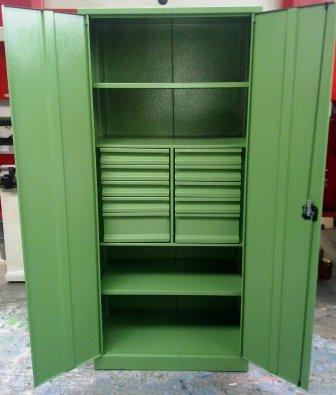 szafa narzędziowa 2000x900x500 10 szuflad+ 2 półki