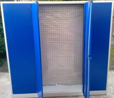 szafa narzędziowa 1750x1860x600  drzwi składane
