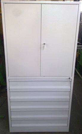 szafa narzędziowa 2000x900x500 z szufladami