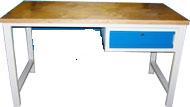 stół warsztatowy 2000x750x900 z szufladą