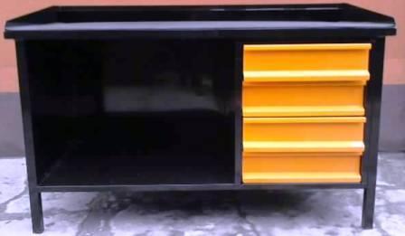 stół warsztatowy 1600x800x900 4 szuflady