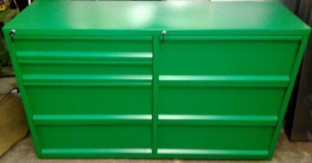 szafa narzędziowa 7-szuflad 900x1500x500