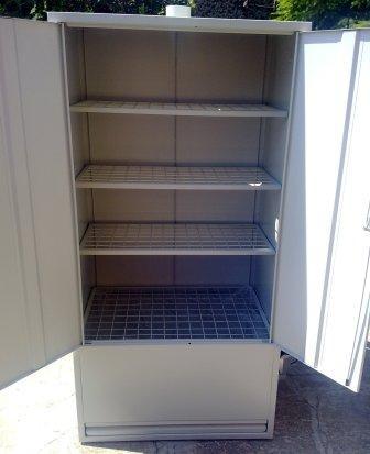 szafa do suszenia  obuwia  4-półki 2000x970x600