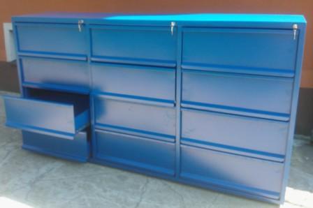 szafa narzędziowa 1000x1800x500- 12 szuflad
