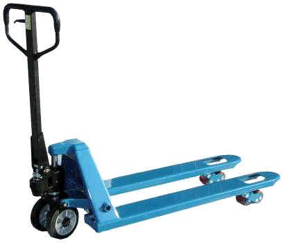 wózek paletowy AC 25 długość wideł 1150 mm
