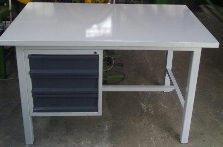 stół  mocny 1600x900x1000 3 szuflady