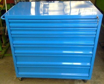 wózek narzędziowy 1000x1000x600 6 szuflad