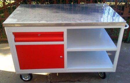 wózek narzędziowy 1250x620x900