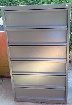 szafa narzędziowa 1500x800x500 6 szuflad