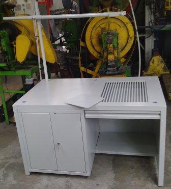 stół spawalniczy  1300x800x750