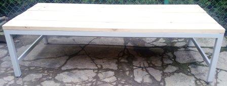 stół specjalny 1700x750x500 blat deski