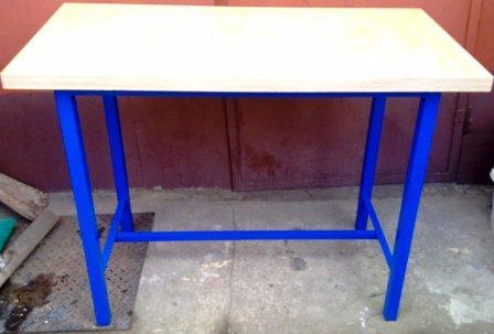 stół warsztatowy 1200x600x900