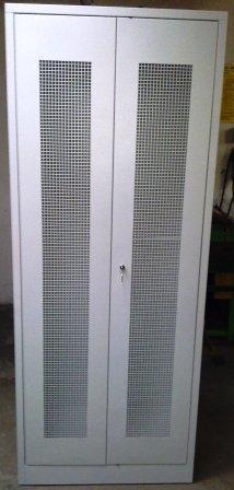 szafa narzędziowa 2000x800x500 drzwi perforowane