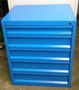 szafa narzędziowa 5 szuflad 840x700x560