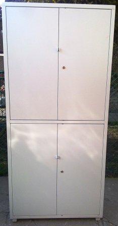 szafa narzędziowa 2000x900x450  4 drzwiowa