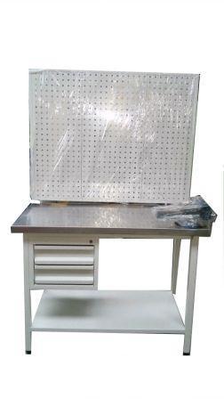 stół warsztatowy 1200x700x900/1800 NADBUDOWA
